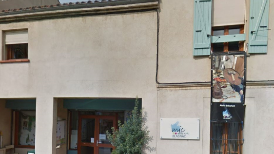 MJC des Arts de Blagnac 2 rue Croix-Blanche
