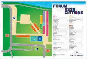 Plan Forum des Associations de Blagnac