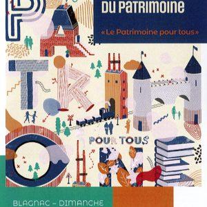 programme journée du patrimoine 2021