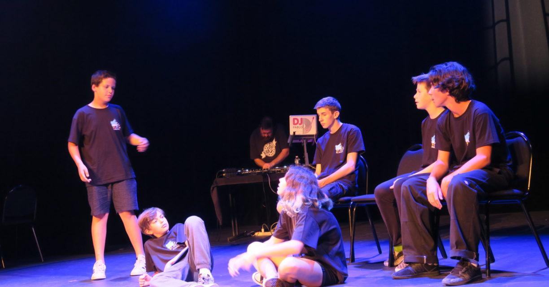 Théâtre d'impro MJC des Arts de Blagnac