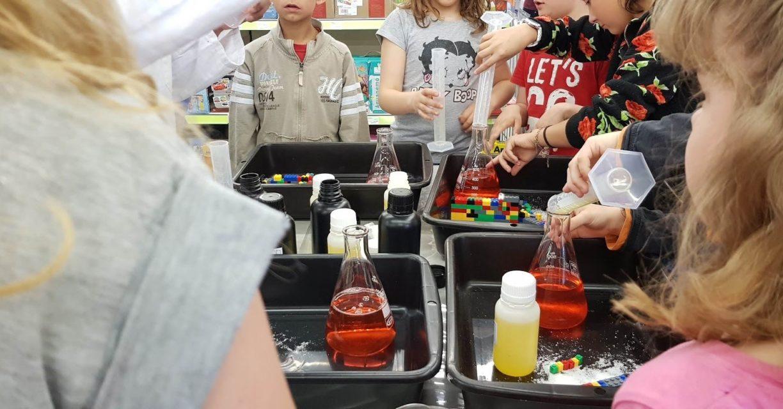 Atelier E sciences