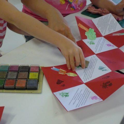 Atelier La fabrique à livres MJC des Arts de Blagnac